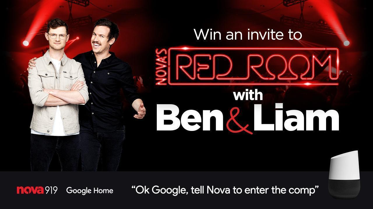 Ben-Liam-Google-Home-Competition